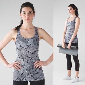 Lululemon | Cool Racerback in Dottie Tribe